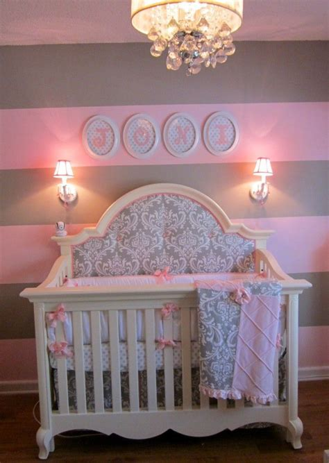 pink baby bedroom ideas 366 best pink and grey rooms images on pinterest nursery 16700 | 78ac656d4a4231c82d445e04905825c1 extra fabric baby girl rooms
