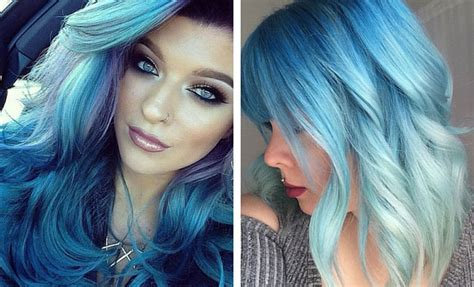 Coloring Hair Blue 29 blue hair color ideas for daring page 3 of 3
