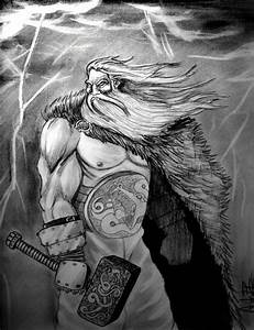 Thor Norse God Tattoo | www.imgkid.com - The Image Kid Has It!