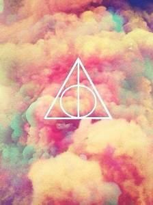 Deathly Hallows | Harry Potter | Pinterest | Deathly hallows
