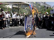 Iran leader Ahmadinejad brands Israel an 'insult to