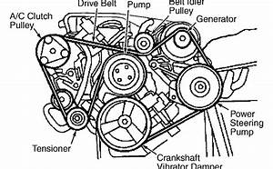 34 03 Ford Taurus Belt Diagram