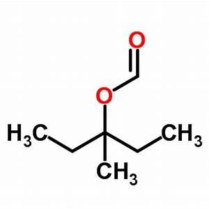 3-pentanol, 3-methyl-, formate 866-35-3 properties reference