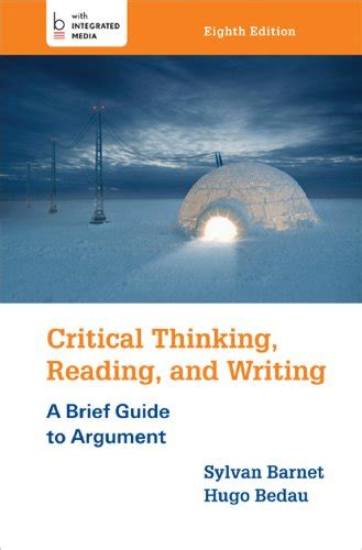 Cheapest Copy Of Critical Thinking, Reading, And Writing