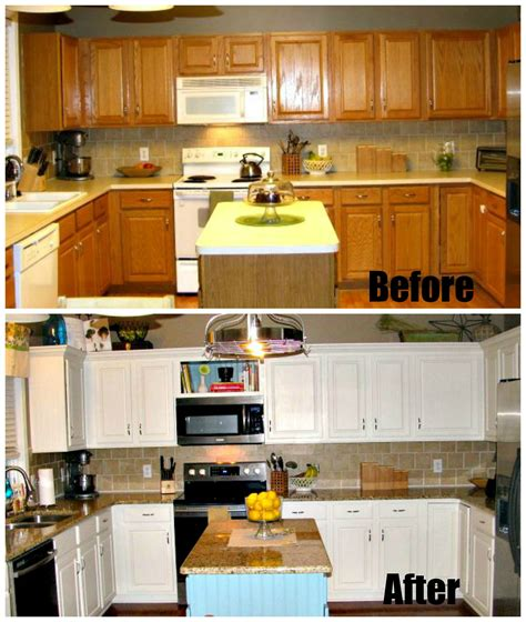 Kitchen Cabinet Remodel Diy by Diy Low Budget Kitchen Remodel My Projects Completed