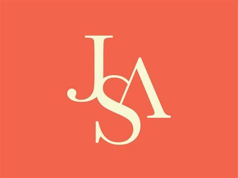 elegant examples  monograms  logo design