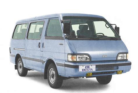 Besta Kia by Kia Besta Est 2 2 Diesel 1993