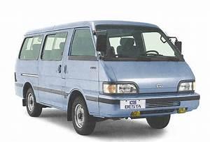 Kia Besta Est 2 2 Diesel 1993