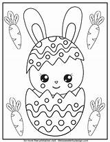Easter Coloring Sweeter sketch template