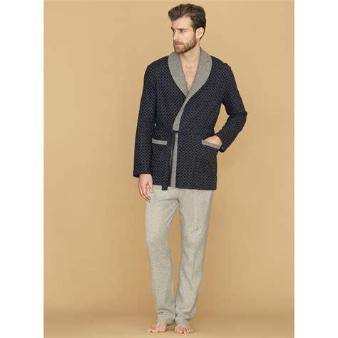veste de chambre femme homme robe de chambre peignoir homme veste d 39 intérieur