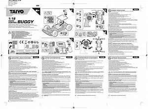 Toy Shock Hcr0001 Sandcross User Manual Aircross Im 020216