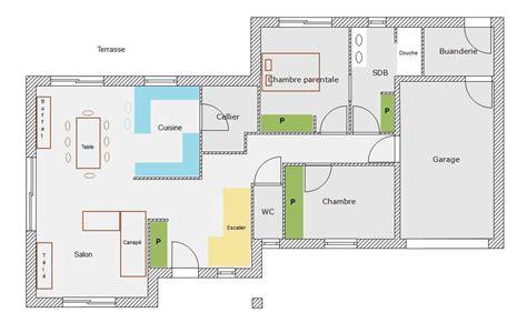 plan de maison 4 chambres avec 騁age besoin de vos avis sur maison 80m2 51 messages page 4