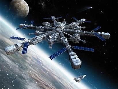 Space Station Human Nonstop Presence Marks International