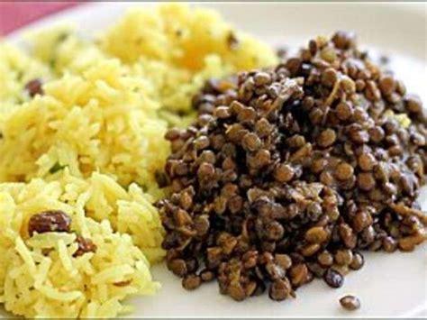 recettes cuisine bio recettes de lentilles vertes et cuisine bio
