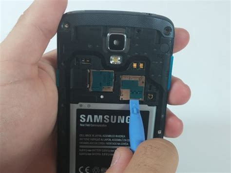 samsung galaxy  active sim card replacement ifixit