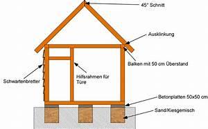 Satteldach Selber Bauen Anleitung : ger teschuppen selber bauen diy abc ~ Frokenaadalensverden.com Haus und Dekorationen