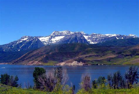 Homestead Crater Midway Utah