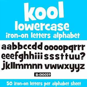 kool iron on letters 50 lowercase iron on letters 15 With iron on fleece letters
