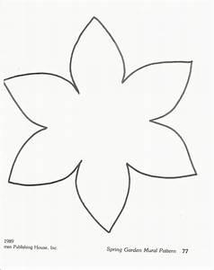 flower template preschool http squishideasforpreschool With template of a daffodil