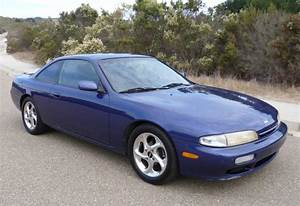 1996 Nissan 240sx 5-speed For Sale On Bat Auctions
