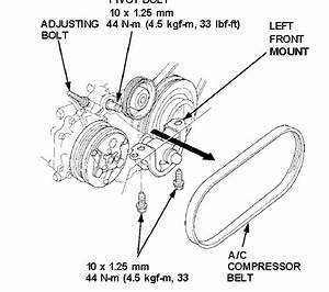 Gto Ac Belt Diagram