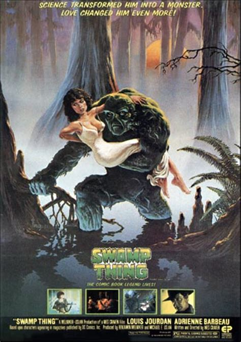 swamp   dc comics