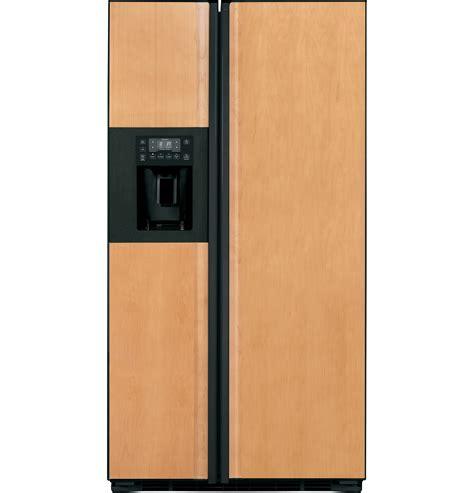ge profile series  cu ft counter depth side  side refrigerator pzskpebv ge appliances