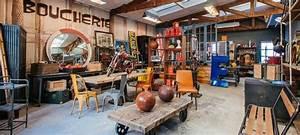 Decoration Industrielle Vintage : 5 francs d co industrielle mobilier industriel et vintage ~ Teatrodelosmanantiales.com Idées de Décoration