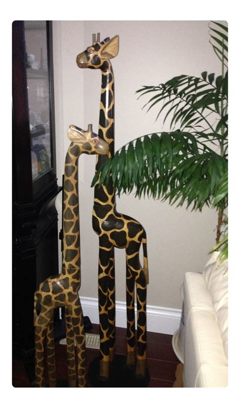 giraffe statue home decor 1726 best giraffe images on giraffes