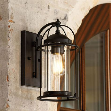 25 best outdoor wall lighting ideas on garden