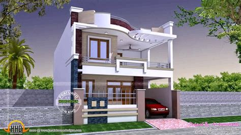 Home Design Video : Simple House Design With Floor Plans
