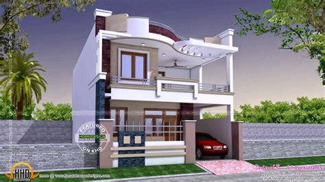 Simple House Design With Floor Plans (see description