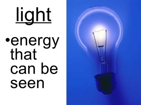 what is light energy 3rd grade ch 13 lesson 4 what is light energy