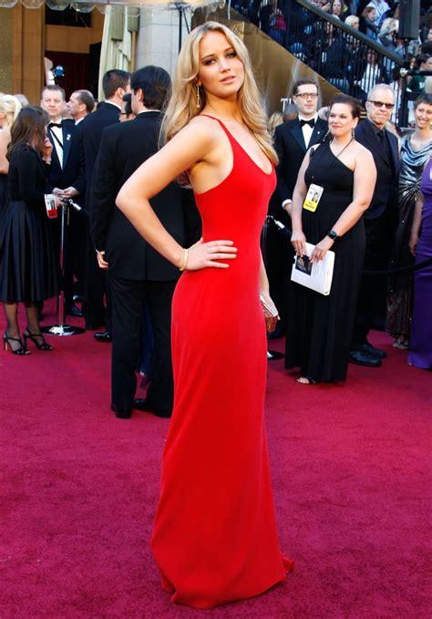 Celebrities Wearing Red Dresses Popsugar Fashion Australia