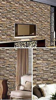 3D stone wallpaper Self-Adhesive