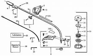 Craftsman 22 Cc Gas Weedwacker Parts