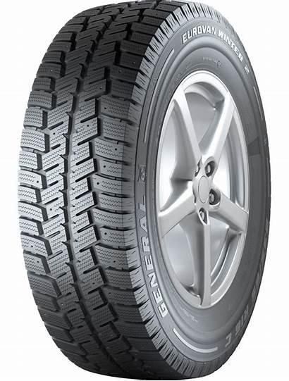 Eurovan Winter General Tire Van Professional Tyres