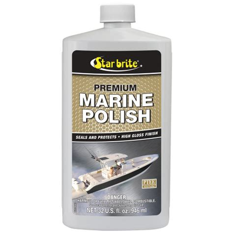 Starbrite Boat Polish by Starbrite Premium Marine Polish With Ptef 946ml 46 95