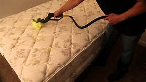 Steam mattress cleaning machines for bed bugs removal for Bed bug machine