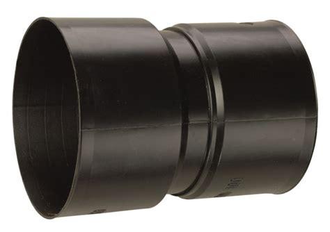 kg rohr schwarz aco 220 bergang kg rohr auf drainagerohr dn100 verbindung dr 228 n kg dr 228 nage ebay