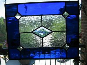 stained glass a sun catcher decorating on cut out