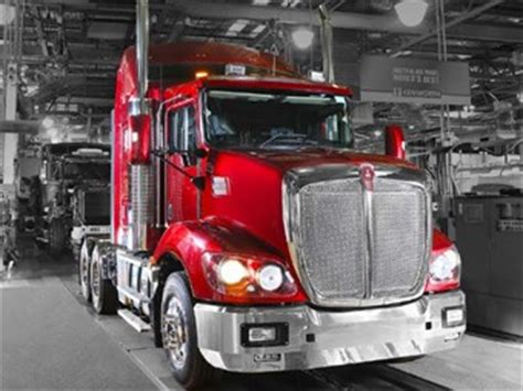 kenworth trucks bayswater paccar keeps the home fires bright news