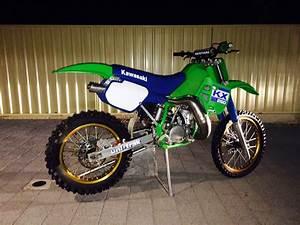 1988 Kx250 Kawasaki
