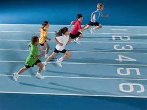 Kids Running Race