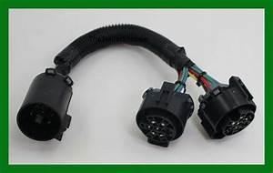 Oem Trailer Plug Wiring Harness Y Adapter Converter