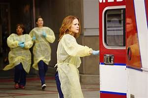 Sarah Drew, Grey's Anatomy from Emmy First-Timers Who ...