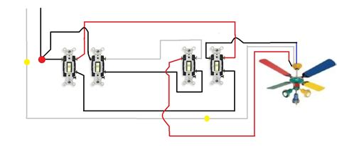 Ceiling Light Fixture Wiring Diagram Wellread Review