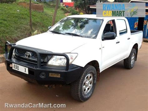 Used Toyota Truck 2011 2011 Toyota Hilux Double Cabin D4d