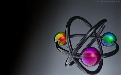 Intel Atom Wallpaper
