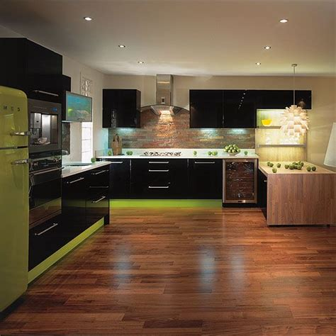 lime green and black kitchen best 25 lime green kitchen ideas on 9031